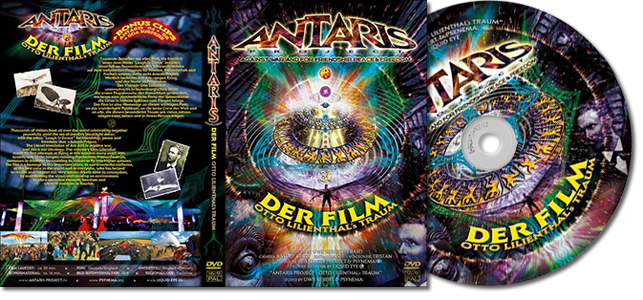 Antaris Project DVD