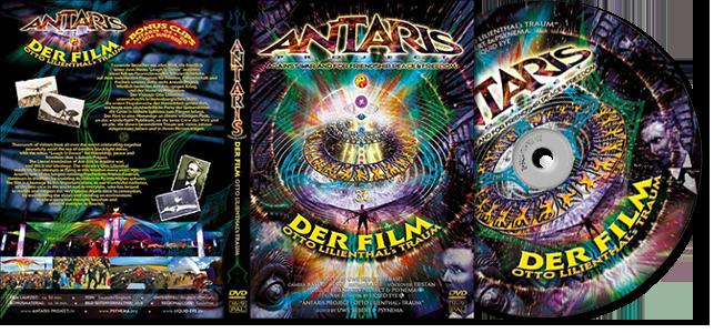 Antaris Project DVD