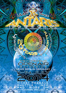Antaris Project Flyer 2014