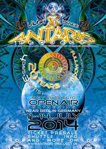 Antaris Project Flyer 2014