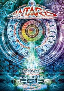 Antaris Project Flyer 2015