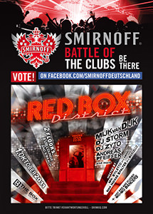 Smirnoff - Battle of the Clubs 2011