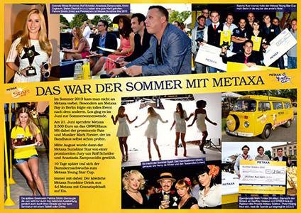 Metaxa - Shahane Magazin