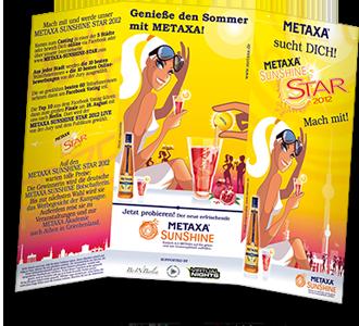 Metaxa - Folder