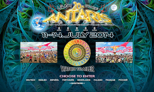 Antaris Project - Open Air