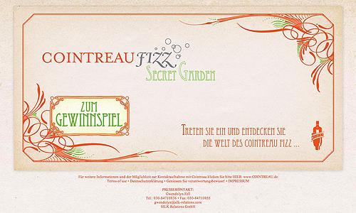 Cointreau Secret Garden - Event